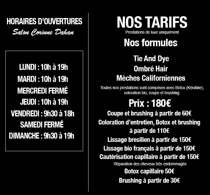 Salon de coiffure paris ombr hair coiffeur coloriste tie for Tie and dye prix salon