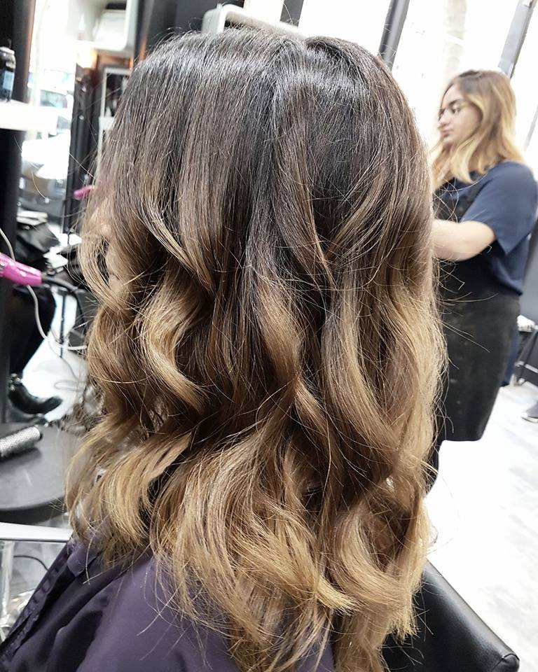 ombre,hair,chatain,11