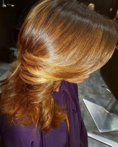 ombre-hair-roux-dore
