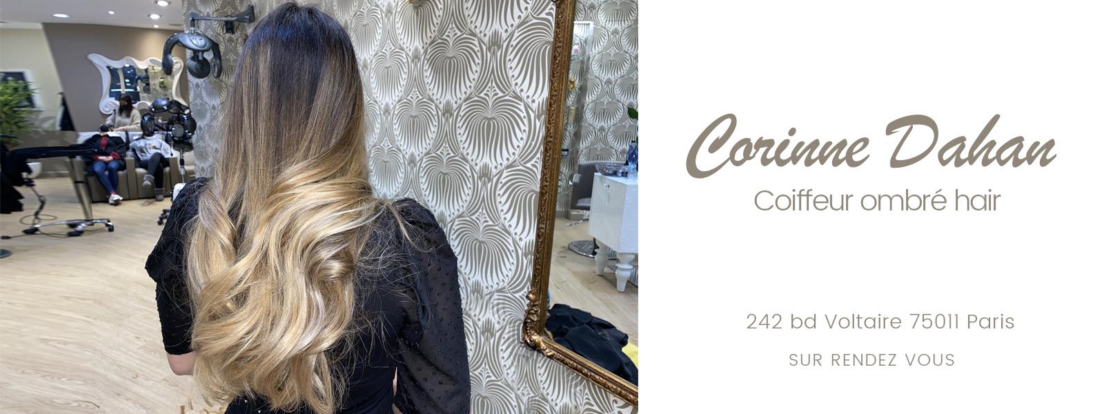 Salon de coiffure Paris 11